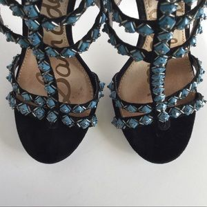 Sam Edelman Shoes - Sam Edelman Alina Beaded Sandals